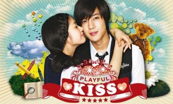 แนะนำซีรีย์เกาหลีตลก สนุก Playfull Kiss