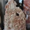 หน้าผาหิน อ่อน แกะ สลัก สูง100เซนติเมตร