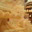 ศาลเจ้าที่หินอ่อน (ตี่จู้หินอ่อน ตี่จู้เอี๊ยะ) ขนาด 24นิ้ว(รุ่นมหาเศรษฐี) 888 หินอ่อน น้ำผึ้งสีน้ำนม thumbnail 7