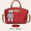กระเป๋าสะพายนำเข้า รุ่นทรงคล้าย Longchamp ห้อยน้องหมี ฺฺBrand thumbnail 2