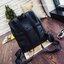 กระเป๋าเป้แบ็คแพ็คที่ชาวฮิปสเตอร์ทั้งหลายควรมี วัสดุ NYLON เนื้อเงาหนา 2ชั้น คุณภาพ Premiem สรีนลายดาว thumbnail 5