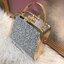 กระเป๋าออกงานราตรี ทรงสี่เหลี่ยม งานเพชรวิ้งๆ ทรงสวย หรูหรามากๆ งานดีไซน์เก๋มาก เ thumbnail 2