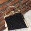 กระเป๋าออกงานราตรี ทรงสี่เหลี่ยม งานเพชรวิ้งๆ ทรงสวย หรูหรามากๆ งานดีไซน์เก๋มาก เ thumbnail 3