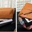 กระเป๋าหนัง FASHION หนังสวย แถมใบเล็ก มีสายสะพาย 2 เส้น ขนาด 12 นิ้ว thumbnail 9