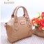 กระเป๋าแฟชั่น วัสดุ PU หนา ทรงสวย เป็นกระเป๋าสะพายข้างถอดสายได้ thumbnail 1