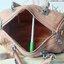 กระเป๋าทรงหมอนสวยเปะ งานเรียบหรู อะไหล่เงิน thumbnail 7