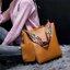 กระเป๋าหนัง FASHION หนังสวย แถมใบเล็ก มีสายสะพาย 2 เส้น ขนาด 12 นิ้ว thumbnail 2