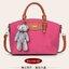 กระเป๋าสะพายนำเข้า รุ่นทรงคล้าย Longchamp ห้อยน้องหมี ฺฺBrand thumbnail 5