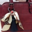 กระเป๋าสะพายข้าง ทำจากวัสดุหนัง Pu งานเย็บสวย เนี๊ยบมาก ขนาดกำลังดี แมทเสื้อผ้าได้ง่าย thumbnail 8