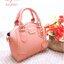 กระเป๋าแฟชั่น วัสดุ PU หนา ทรงสวย เป็นกระเป๋าสะพายข้างถอดสายได้ thumbnail 2