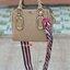 กระเป๋า รุ่นใหม่ สายสะพายลายถักเก๋มาก thumbnail 3