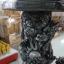 เสาว์โชว์หินทราย ลายมังกร สีเขียวเข้ม ขนาด สูง 80 เซนติเมตร กว้าง 20 เซนติเมตร thumbnail 2