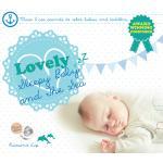 CD Set 2 แผ่น ซีดีเพลงเด็ก Lovely Sleepy Baby and the Sea เพลงกล่อมเด็ก สำหรับลูกน้อยให้นอนหลับสบาย