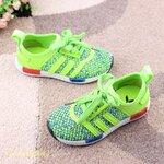 รองเท้าเด็ก พื้นยางกันลื่น รองเท้าแฟชั่นเกาหลี รองเท้ากีฬาเด็ก สไตล์สปอร์ต รองเท้าเด็กชาย รองเท้าเด็กหญิง รองเท้าเด็กเล็ก อายุ 4 - 8 ขวบ พร้อมส่ง