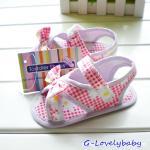 รองเท้าเด็ก คุณภาพดี รองเท้าเด็กหญิงวัยหัดเดิน รองเท้าเด็กทารกหญิง รองเท้าเด็กผู้หญิง รองเท้าเด็กอ่อน รองเท้าเด็กเล็ก รองเท้าแตะเด็ก สไตล์โบว์รัดส้น พื้นกันลื่น