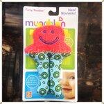 ของเล่นเด็กทารก Munchkin Baby's Toy Terry Teether ของเล่นกล่อมลูกนอน