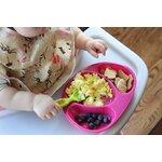 Tommee Tippee Explora จานทานอาหารแบ่ง 3 ช่อง สำหรับเด็ก