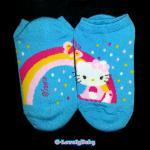 ถุงเท้าเด็ก แบรนด์ซานริโอ เฮลโลคิตตี้ ของแท้ แบบ C