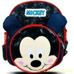 กระเป๋าเป้เด็ก กระเป๋าเด็กลายการ์ตูน กระเป๋าเป้เด็ก กระเป๋าสำหรับเด็กอนุบาล น่ารักๆ Mickey Mouse สีน้ำเงิน-แดง