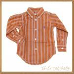 เสื้อผ้าเด็ก เสื้อเชิ้ตเด็กชาย เสื้อเด็กแบรนด์เนม เสื้อเชิ้ตเด็กยี่ห้อโปโล Polo Ralph Lauren Baby Boy Clothes 2/2T