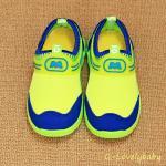 รองเท้าเด็ก พื้นยางกันลื่น รองเท้าแฟชั่นเกาหลี แบบระบายอากาศ สไตล์สปอร์ต อายุ 5-9 ขวบ