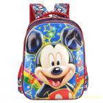 กระเป๋าเป้เด็ก กระเป๋าเด็กลายการ์ตูน กระเป๋าเป้เด็ก กระเป๋าสำหรับเด็กอนุบาล กระเป๋าสำหรับเด็กประถม น่ารักๆ มิกกี้ (1)