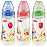 NUK ขวดนม First Choice + ลาย Disney Winnie the Pooh ขนาด 300 ml