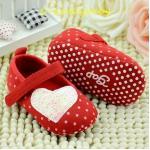 Pre-walker Baby Shoes รองเท้าเด็ก รองเท้าเด็กแบรนด์เนม รองเท้าเด็กผู้หญิงน่ารัก รองเท้าเด็กหญิงวัยหัดเดิน