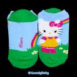 ถุงเท้าเด็ก แบรนด์ซานริโอ เฮลโลคิตตี้ ของแท้ แบบ A