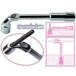 บ๊อกซ์ 2 หัว ตัวแอล (แบบทะลุ) META ขนาด 6 mm. (L Perforation Wrench)