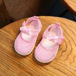Pre-walker Baby Shoes รองเท้าเด็ก รองเท้าเด็กผู้หญิง รองเท้าเด็กวัยหัดเดิน รองเท้าเด็กพื้นยางกันลื่น size 22 (13.5cm) 18-24M