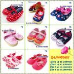 Pre-walker Toddler Shoes Mothercare Pre-walker Baby Shoes รองเท้าเด็กหญิงแบรนด์เนม รองเท้าเด็กผู้หญิงน่ารัก รองเท้าเด็กหญิงวัยหัดเดิน ยี่ห้อ มาเธอร์แคร์ อายุ 0-24 เดือน
