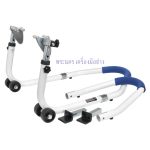 Motorcycle Height Adjustable Front/Rear Combination Stand (RPS5)