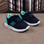รองเท้าเด็ก พื้นยางกันลื่น รองเท้าสไตล์กีฬา รองเท้าเด็กชาย รองเท้าเด็กหญิง รองเท้าเด็กเล็ก พร้อมส่ง แนะนำสำหรับเด็ก 3-18 เดือน