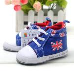 Pre-walker Baby Shoes รองเท้าเด็ก รองเท้าเด็กผู้ชาย รองเท้าเด็กวัยหัดเดิน size 3