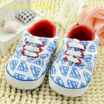 รองเท้าเด็ก ดิสนีย์ Pre-walker Baby Shoes รองเท้าเด็ก รองเท้าเด็กแบรนด์เนม รองเท้าเด็กน่ารัก รองเท้าเด็กวัยหัดเดิน SuperBaby by Disney
