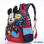 Kids Backpacks , Kindergarten Backpacks กระเป๋าเป้เด็ก กระเป๋าเด็กลายการ์ตูน กระเป๋าเป้เด็ก กระเป๋าสำหรับเด็กอนุบาล น่ารักๆ MICKEY MOUSE