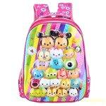 กระเป๋าเป้เด็ก กระเป๋าเด็กลายการ์ตูน กระเป๋าเป้เด็ก กระเป๋าสำหรับเด็กอนุบาล กระเป๋าสำหรับเด็กประถม น่ารักๆ มิกกี้มินนี้ (3)