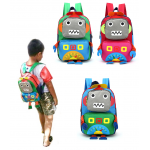 กระเป๋าเป้ลายหุ่นยนต์