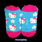 ถุงเท้าเด็ก แบรนด์ซานริโอ เฮลโลคิตตี้ ของแท้ แบบ E