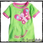 เสื้อผ้าเด็ก เสื้อเด็ก เสื้อเด็กหญิง เสื้อยืดเด็กหญิง เสื้อยืดเด็กแบรนด์เนม Faded Glory ขนาด18 M (18เดือน)