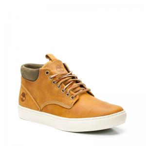 รองเท้า Men's Earthkeepers® Adventure Cupsole Chukka Wheat 5344R copper Shoe Size 41 - 45 พร้อมกล่อง