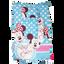 (ใหญ่กว่า) ที่นอนเด็กอ่อนลาย Micky & Minnie thumbnail 1