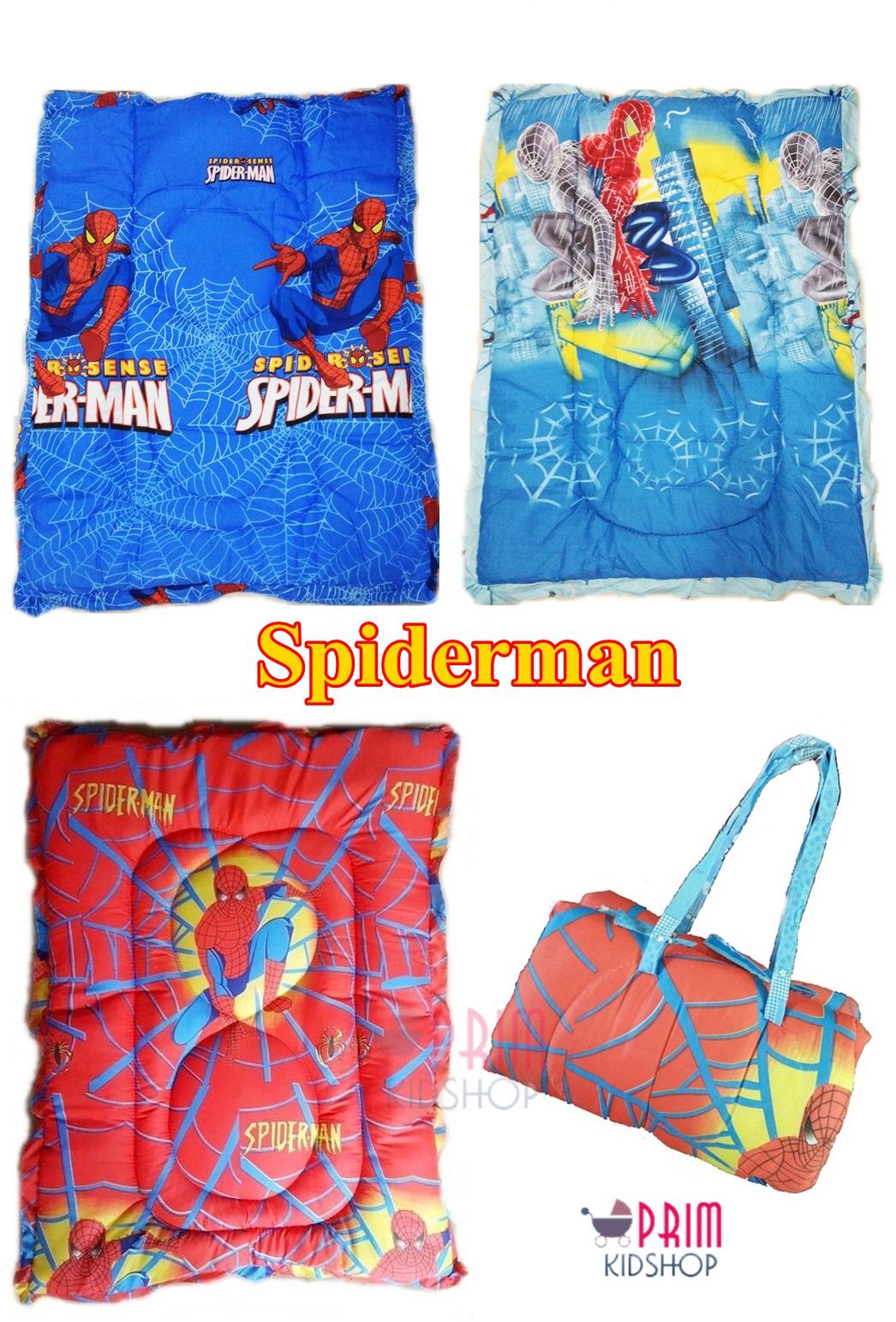 ที่นอนเด็กอนุบาลลาย Spiderman