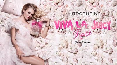 น้ำหอม Juicy Couture Viva La Juicy Rosé EDP 100ml. (กล่องซีล)