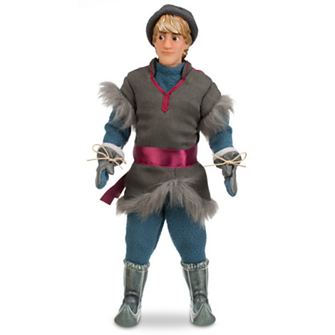 Frozen - Kristoff Classic Doll - 12'' ตุ๊กตาเจ้าชายคริสต๊อฟ คลาสสิก ขนาด12นิ้ว (พร้อมส่ง)
