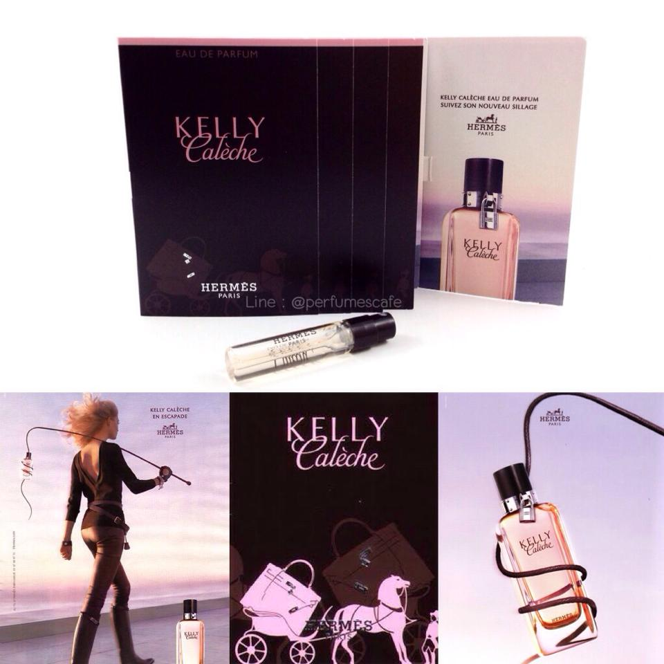 Kelly Caleche Eau de Parfum Hermes for women 2 ml.