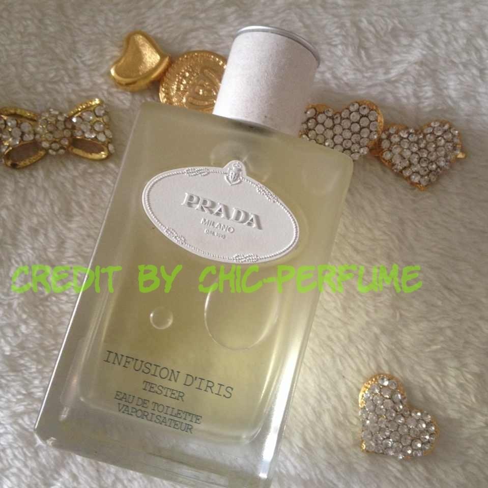 น้ำหอม Prada Milano Infusion D'Iris