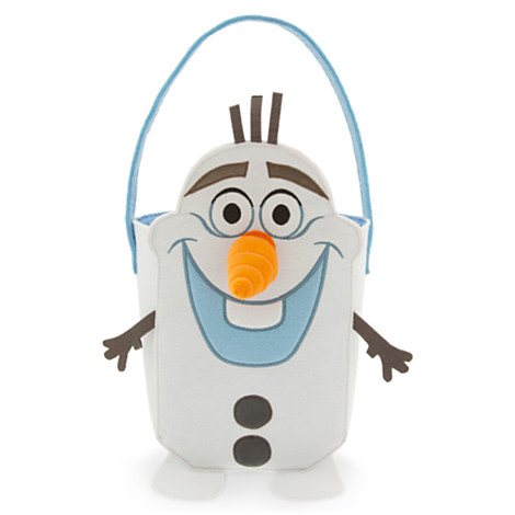 Z Olaf Trick or Treat Bag - Frozen Disney USA แท้100% นำเข้าจากอเมริกา