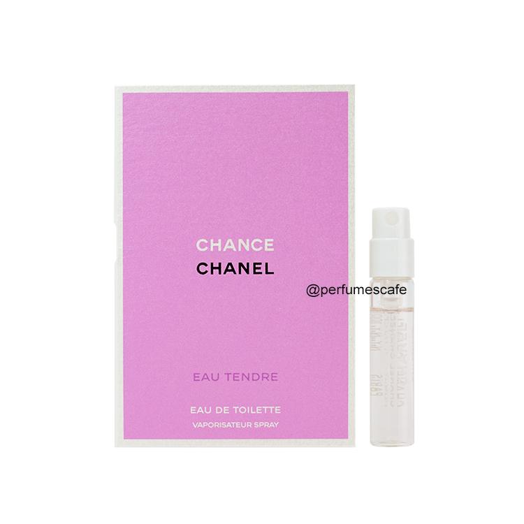 น้ำหอม Chanel Chance Eau Tendre ขนาดทดลอง 2ml.